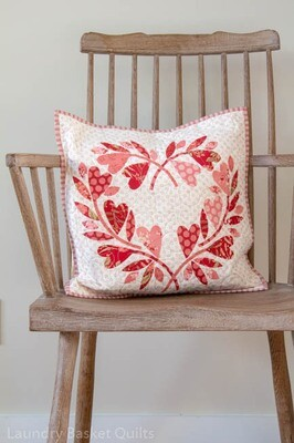 Sew in Love Pillow Fabric Kit