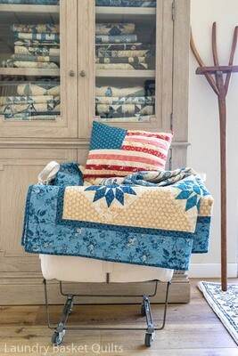 Made in USA Pillow Fabric Kit