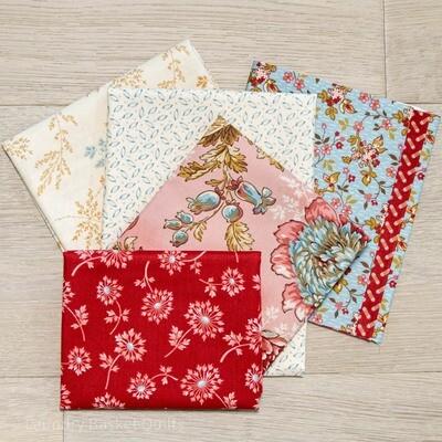 Bird Cage Table Runner Fabric Kit