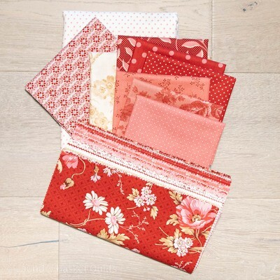 "Aurora ""Sweet 16"" Fabric Kit"