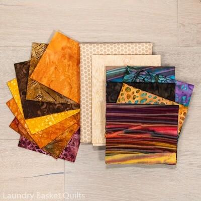 Fall Memories Wall Hanging Fabric Kit