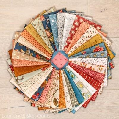 Wildflower Fabric Kit