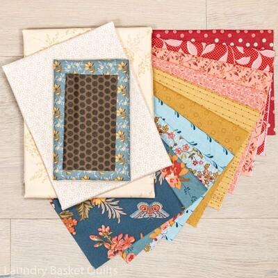 Hen House Pillow Fabric Kit