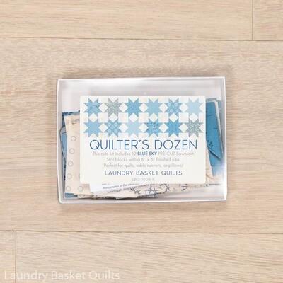 Quilter's Dozen - Blue Sky