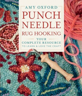 Punch Needle Rug Hooking - Learn & Love the Craft