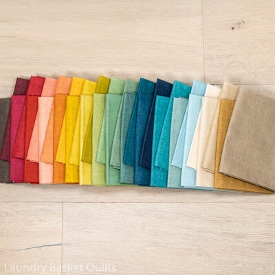 Linen Texture II Fat Eighth Bundle