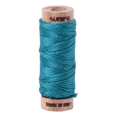 Aurifil Floss Cotton 6-Strand - Solid Medium Turquoise