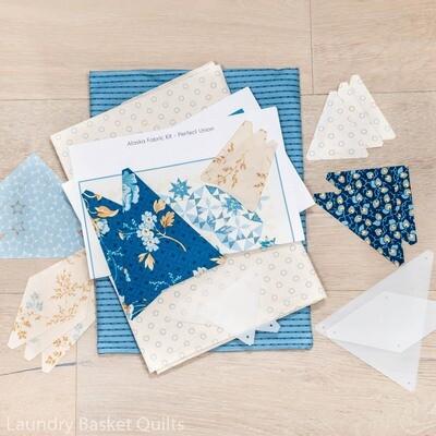 Alaska PRE-CUT Fabric Kit
