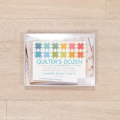 Quilter's Dozen - Rainbow
