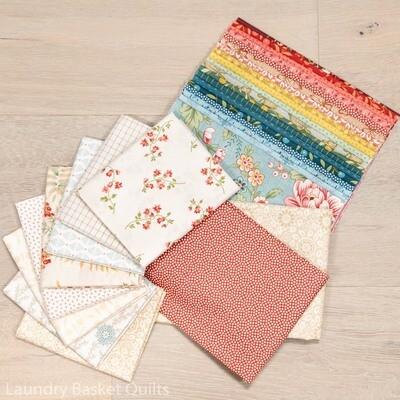 Mending Star Fabric Kit
