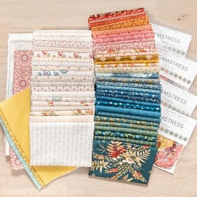 Seamstress Fabric Kit