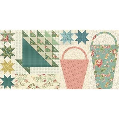 Anna's Baskets - Block 5 Pattern