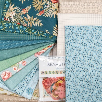 Laundry Baskets Fabric Kit