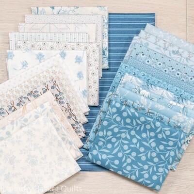 Blue Jay Bay Fabric Kit