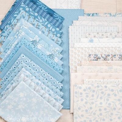 Ocean Wave Fabric Kit