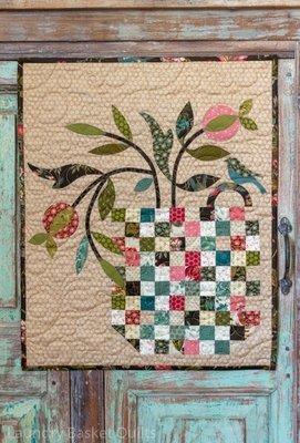 Patchwork Basket Fabric Kit