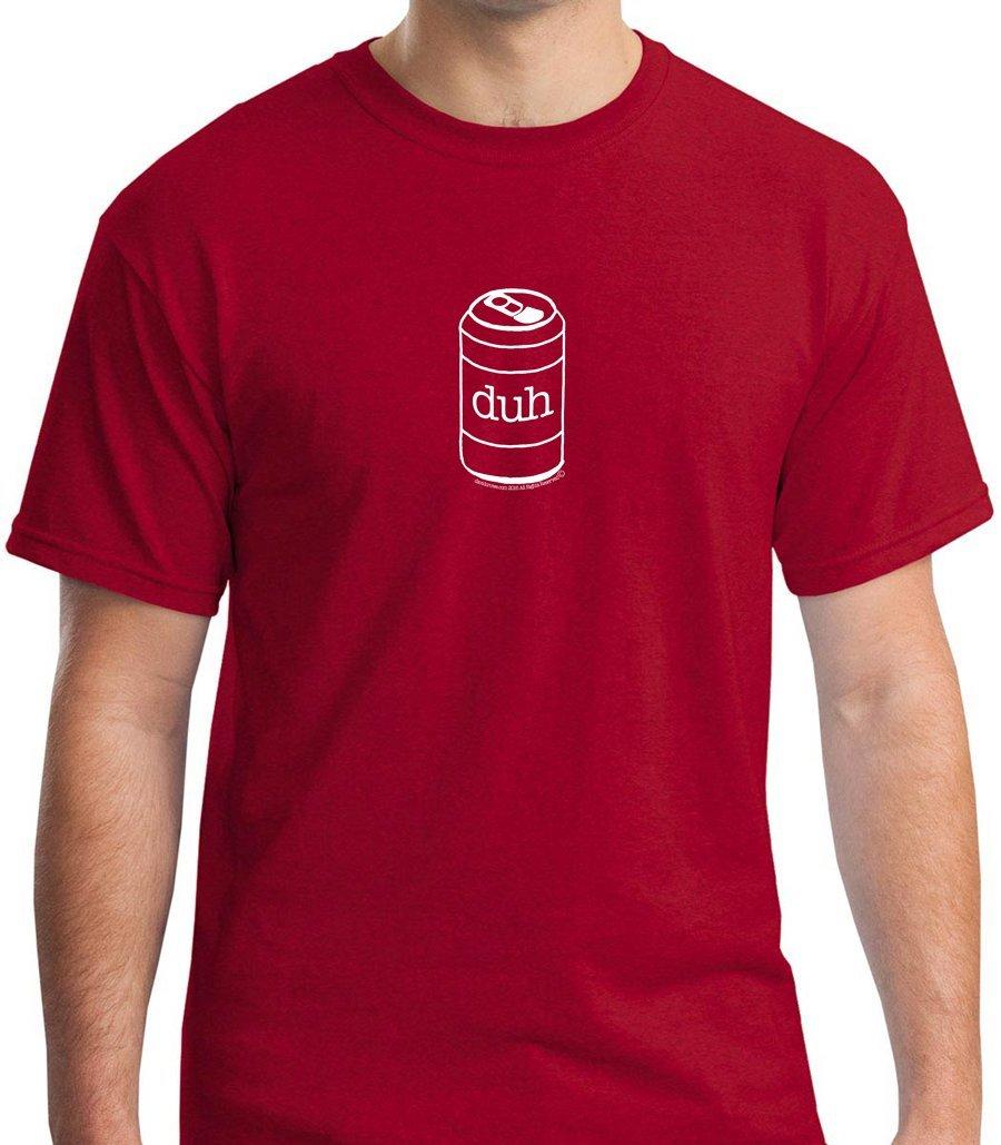 The Can-a-Duh Shirt :: Unisex 100% Cotton