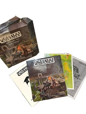 Castles & Crusades A6-A12 Journey to Aufstrag (Boxed Set)