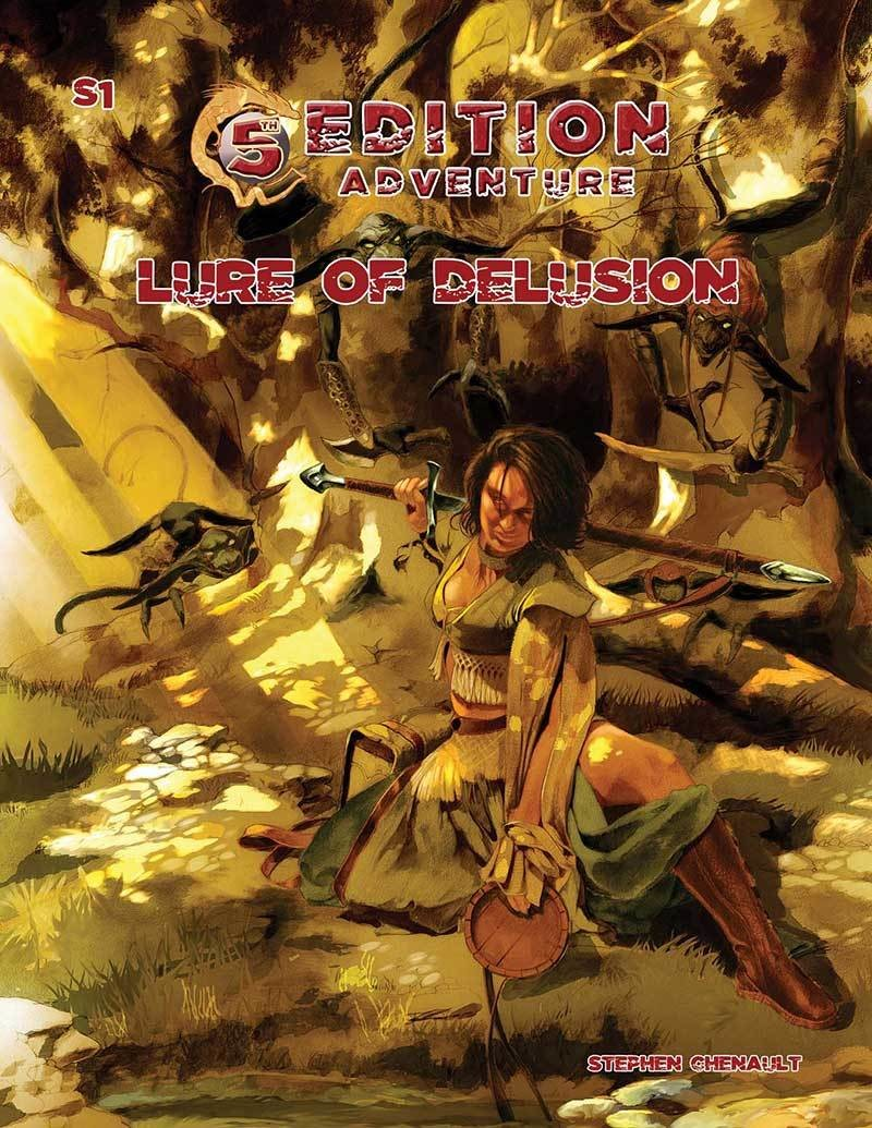5th Edition: S1 Lure of Delusion Digital