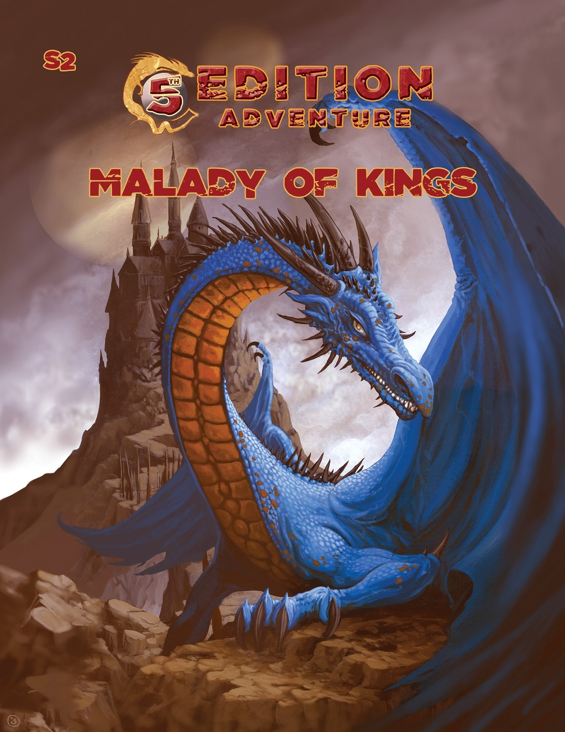 5th Edition: S2 The Malady of Kings -- Digital