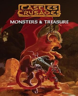 Castles & Crusades Monsters & Treasure -- Digital