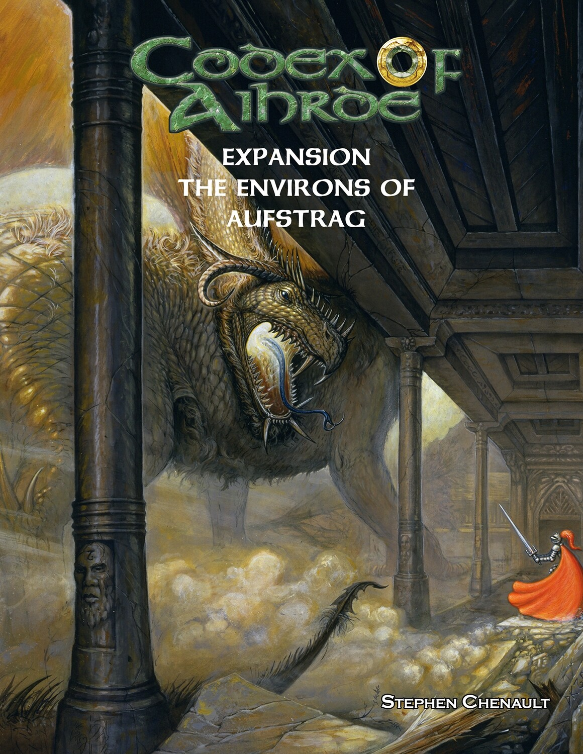 Codex of Aihrde Expansion: The Environs of Aufstrag Print plus Digital