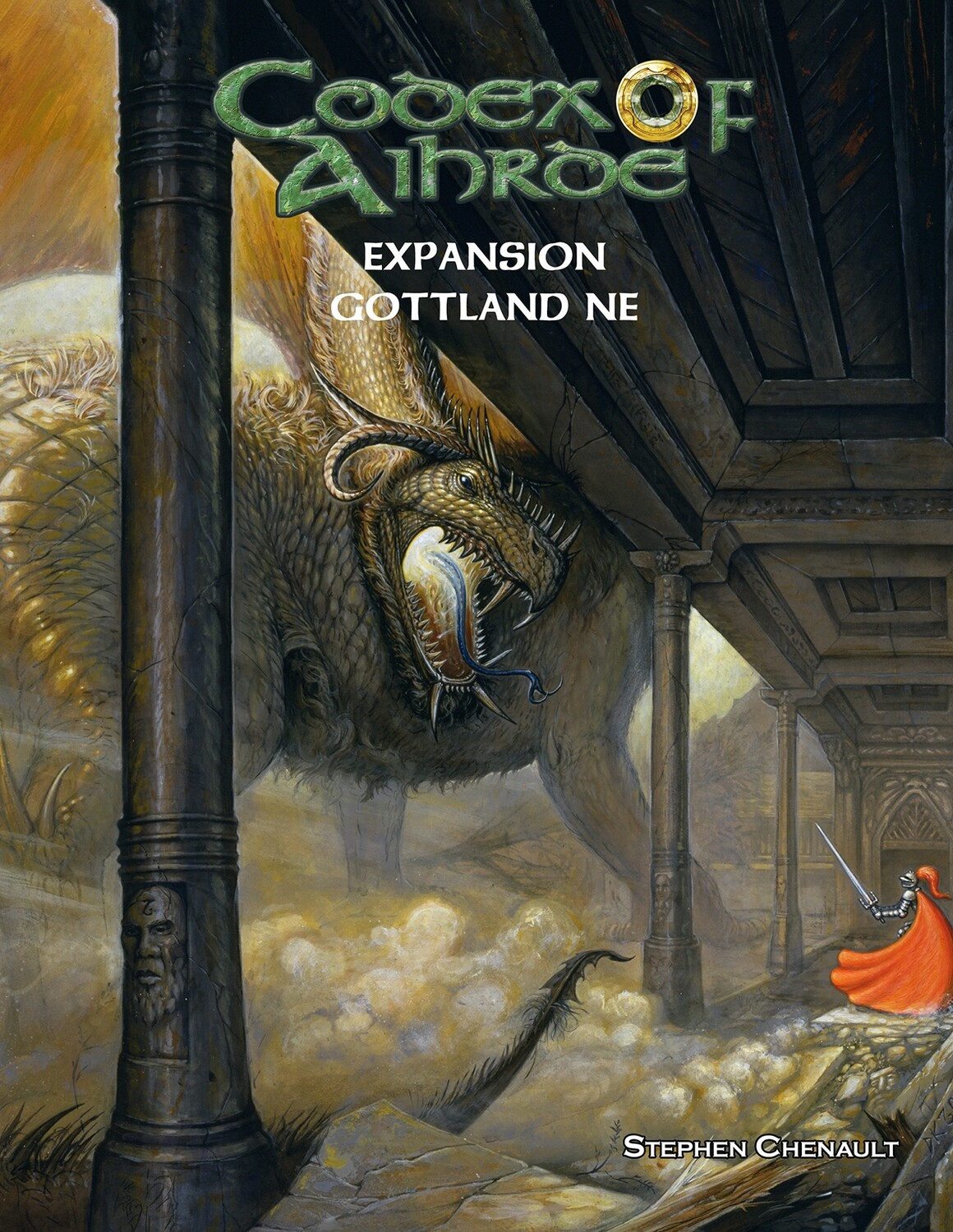 Codex of Aihrde Expansion: Gottland-Ne Digital