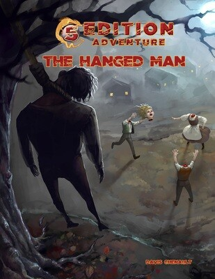 5th Edition: The Hanged Man -- Digital