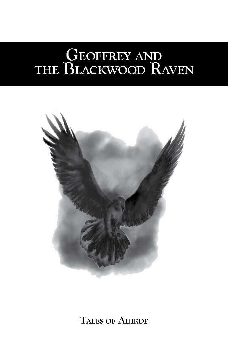 Geoffrey and the Blackwood Raven D