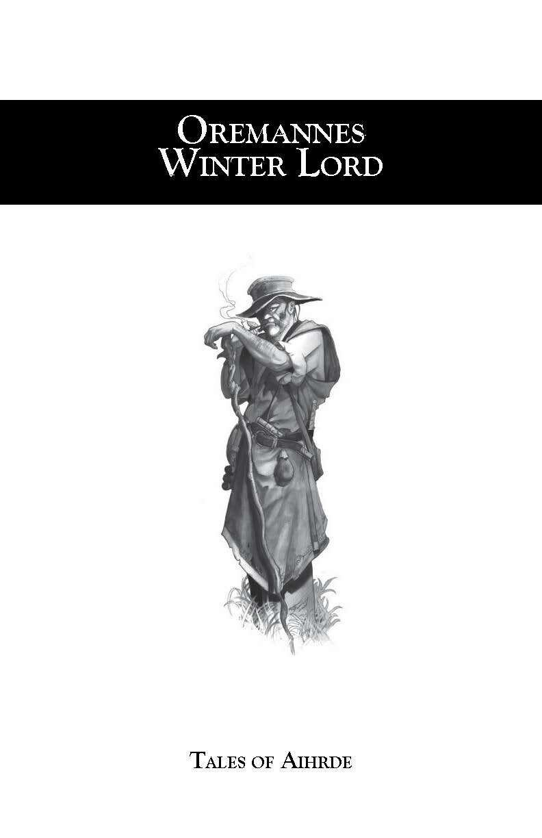 Oremannes Winter Lord D