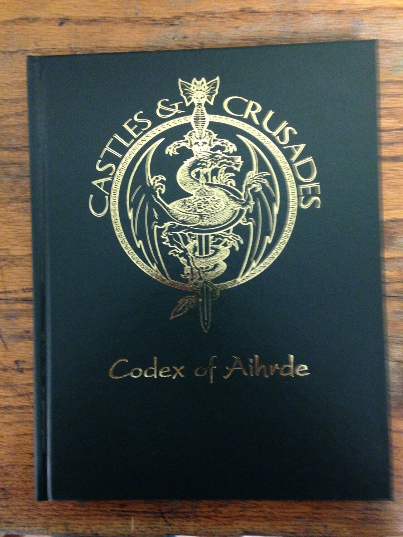 Castles & Crusades Codex of Aihrde -- Leather