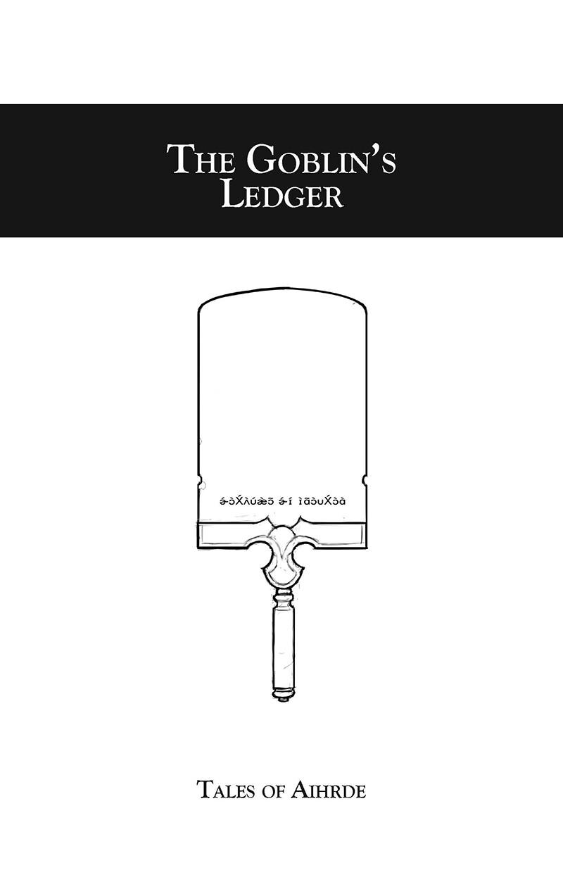 The Goblin's Ledger D