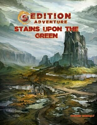 5th Edition: Stains Upon the Green -- Digital