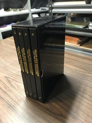 Edgar Rice Burroughs 100 Year Art Chronology LEATHER EDITION