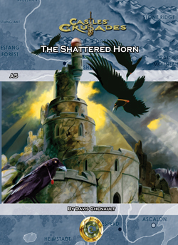 Castles & Crusades A5 The Shattered Horn D