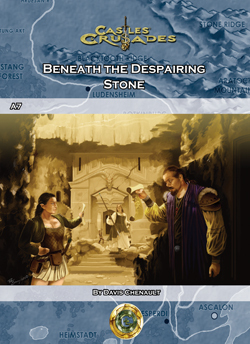 Castles & Crusades A7 Beneath the Despairing Stone D