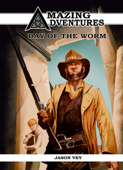 Amazing Adventures The Day of the Worm