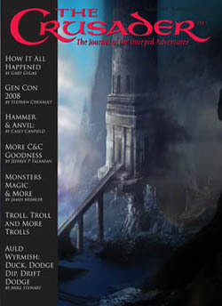 Crusader Journal #14 D