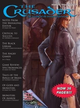 Crusader Journal #17 D