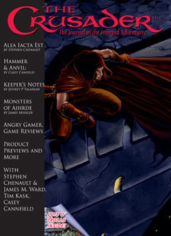 Crusader Journal #19 D
