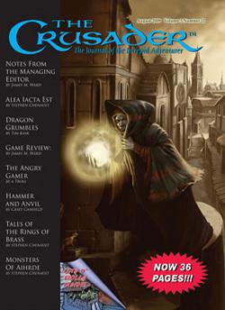 Crusader Journal #22 D