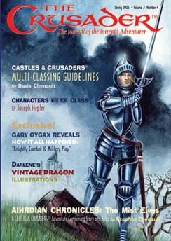 Crusader Journal #4 D