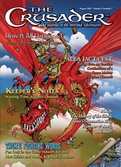 Crusader Journal #7 D