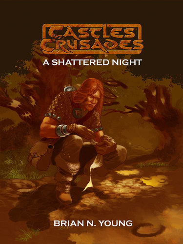 Castles & Crusades F5 A Shattered Night D