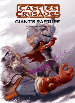 Castles & Crusades Giant's Rapture