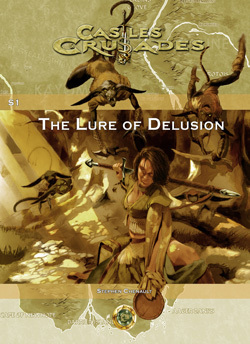 Castles & Crusades S1 Lure of Delusion D