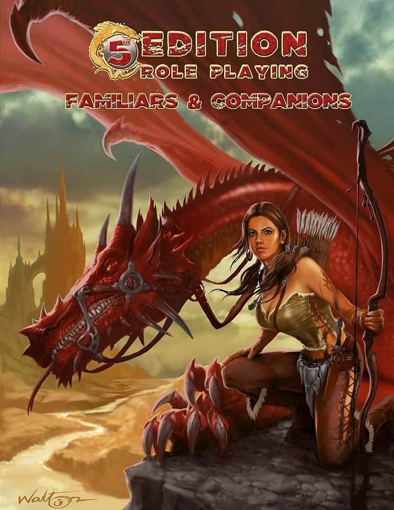 5th Ed Mystical Companions -- Digital