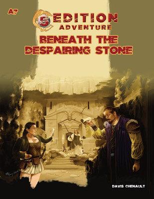 5th Edition A7 Beneath the Despairing Stone Digital