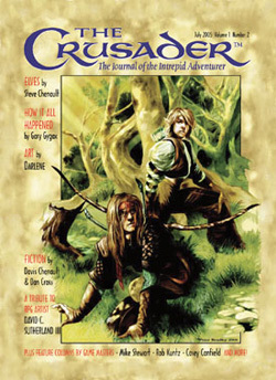 Crusader Journal #2 D