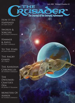 Crusader Journal #10 D